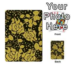 Floral Wallpaper Forest Multi-purpose Cards (Rectangle)