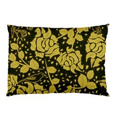 Floral Wallpaper Forest Pillow Cases
