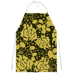 Floral Wallpaper Forest Full Print Aprons