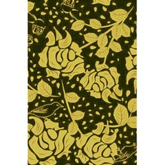 Floral Wallpaper Forest 5 5  X 8 5  Notebooks