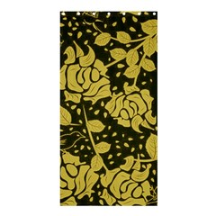 Floral Wallpaper Forest Shower Curtain 36  x 72  (Stall)