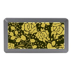 Floral Wallpaper Forest Memory Card Reader (Mini)