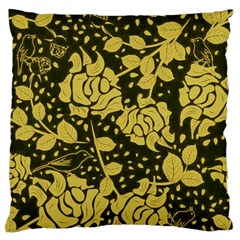 Floral Wallpaper Forest Standard Flano Cushion Cases (Two Sides)