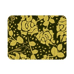 Floral Wallpaper Forest Double Sided Flano Blanket (Mini)