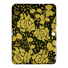 Floral Wallpaper Forest Samsung Galaxy Tab 4 (10.1 ) Hardshell Case