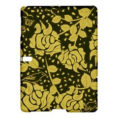 Floral Wallpaper Forest Samsung Galaxy Tab S (10 5 ) Hardshell Case