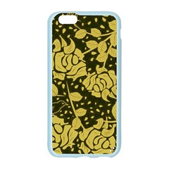 Floral Wallpaper Forest Apple Seamless iPhone 6 Case (Color)