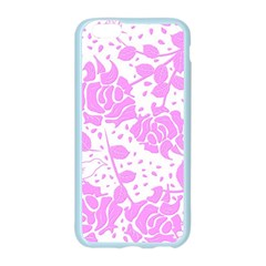 Floral Wallpaper Pink Apple Seamless iPhone 6 Case (Color)