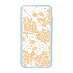 Floral Wallpaper Peach Apple Seamless iPhone 6 Case (Color)