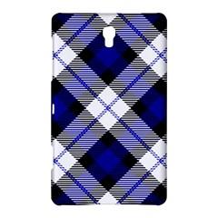 Smart Plaid Blue Samsung Galaxy Tab S (8.4 ) Hardshell Case