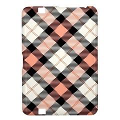 Smart Plaid Peach Kindle Fire Hd 8 9