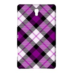 Smart Plaid Purple Samsung Galaxy Tab S (8.4 ) Hardshell Case
