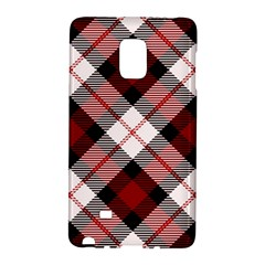 Smart Plaid Red Galaxy Note Edge