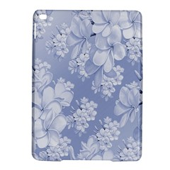 Delicate Floral Pattern,blue  iPad Air 2 Hardshell Cases