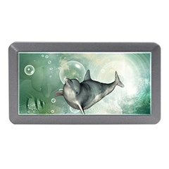 Funny Dswimming Dolphin Memory Card Reader (Mini)