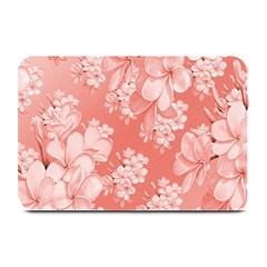 Delicate Floral Pattern,pink  Plate Mats