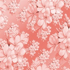 Delicate Floral Pattern,pink  Magic Photo Cubes