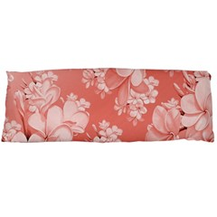 Delicate Floral Pattern,pink  Body Pillow Cases Dakimakura (Two Sides)