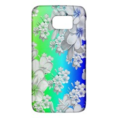 Delicate Floral Pattern,rainbow Galaxy S6