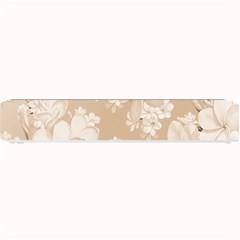 Delicate Floral Pattern,softly Small Bar Mats