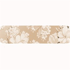 Delicate Floral Pattern,softly Large Bar Mats