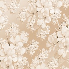 Delicate Floral Pattern,softly Magic Photo Cubes