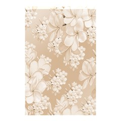 Delicate Floral Pattern,softly Shower Curtain 48  x 72  (Small)