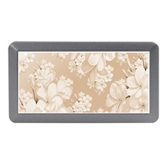 Delicate Floral Pattern,softly Memory Card Reader (Mini)