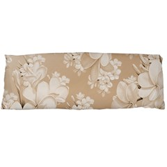 Delicate Floral Pattern,softly Body Pillow Cases Dakimakura (Two Sides)