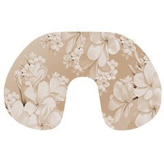 Delicate Floral Pattern,softly Travel Neck Pillows