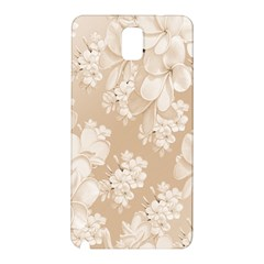 Delicate Floral Pattern,softly Samsung Galaxy Note 3 N9005 Hardshell Back Case