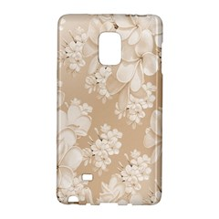 Delicate Floral Pattern,softly Galaxy Note Edge