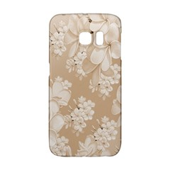 Delicate Floral Pattern,softly Galaxy S6 Edge