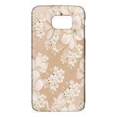Delicate Floral Pattern,softly Galaxy S6