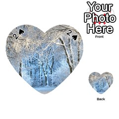 Another Winter Wonderland 1 Playing Cards 54 (heart)