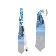 Another Winter Wonderland 1 Neckties (one Side)