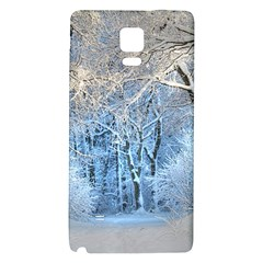 Another Winter Wonderland 1 Galaxy Note 4 Back Case
