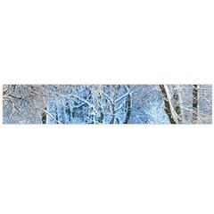 Another Winter Wonderland 1 Flano Scarf (Large)