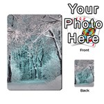 Another Winter Wonderland 2 Playing Cards 54 Designs  Back