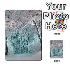 Another Winter Wonderland 2 Multi-purpose Cards (Rectangle)