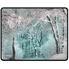 Another Winter Wonderland 2 Fleece Blanket (medium)