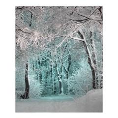Another Winter Wonderland 2 Shower Curtain 60  x 72  (Medium)