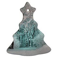Another Winter Wonderland 2 Christmas Tree Ornament (2 Sides)