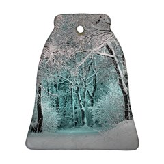 Another Winter Wonderland 2 Bell Ornament (2 Sides)