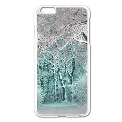 Another Winter Wonderland 2 Apple iPhone 6 Plus Enamel White Case
