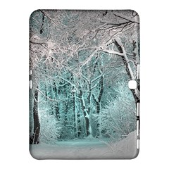 Another Winter Wonderland 2 Samsung Galaxy Tab 4 (10.1 ) Hardshell Case
