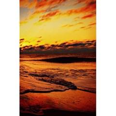 Stunning Sunset On The Beach 2 5.5  x 8.5  Notebooks