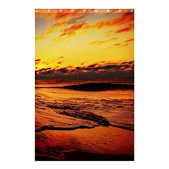 Stunning Sunset On The Beach 2 Shower Curtain 48  x 72  (Small)