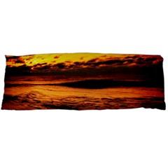 Stunning Sunset On The Beach 2 Body Pillow Cases (Dakimakura)