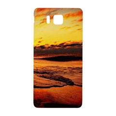 Stunning Sunset On The Beach 2 Samsung Galaxy Alpha Hardshell Back Case